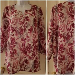 alfred dunner women's blouse